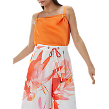 Buy Coast Carmen Vest Top, Orange Online at johnlewis.com