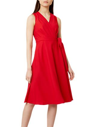 Hobbs Andie Dress, Red