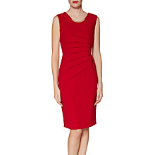 Buy Gina Bacconi Leona Scuba Crepe Dress Online at johnlewis.com