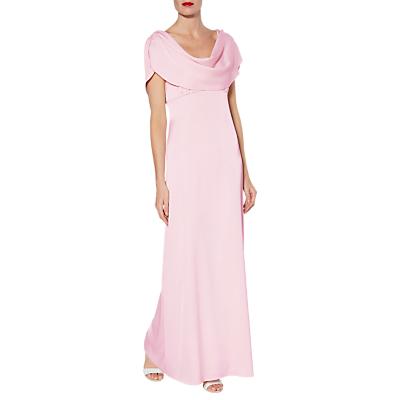 Gina Bacconi Aurora Satin Maxi Dress