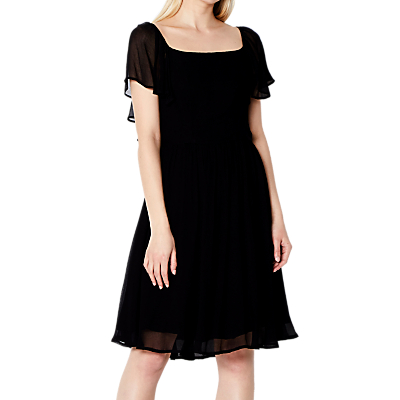 Ghost Tallulah Dress, Black