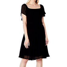 Buy Ghost Tallulah Dress, Black Online at johnlewis.com