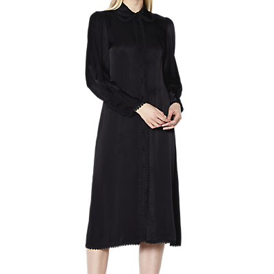 Ghost Oskar Dress, Black
