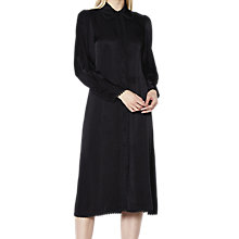Buy Ghost Oskar Dress, Black Online at johnlewis.com