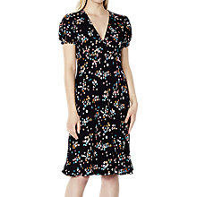 Buy Ghost Jemima Dress, Black Online at johnlewis.com