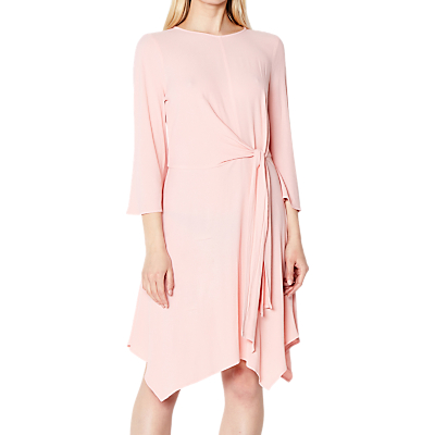Ghost Issy Dress, Peach