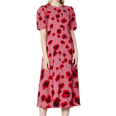 Ghost Blair Dress, Summer Poppy