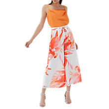 Buy Coast Tansia Culottes, Multi Online at johnlewis.com