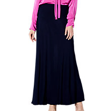Buy Ghost Lux Odelia Skirt, Navy Online at johnlewis.com