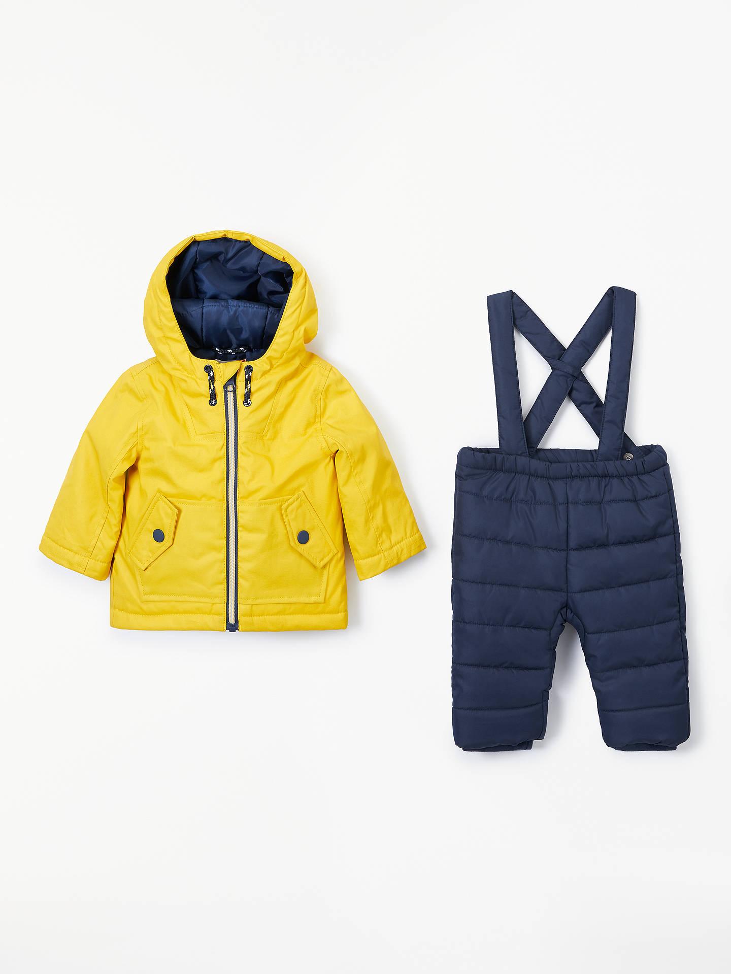 50eea954f John Lewis   Partners Baby 2 Piece Snowsuit