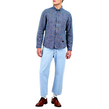 Buy Kings of Indigo Enda Linen Shirt Online at johnlewis.com