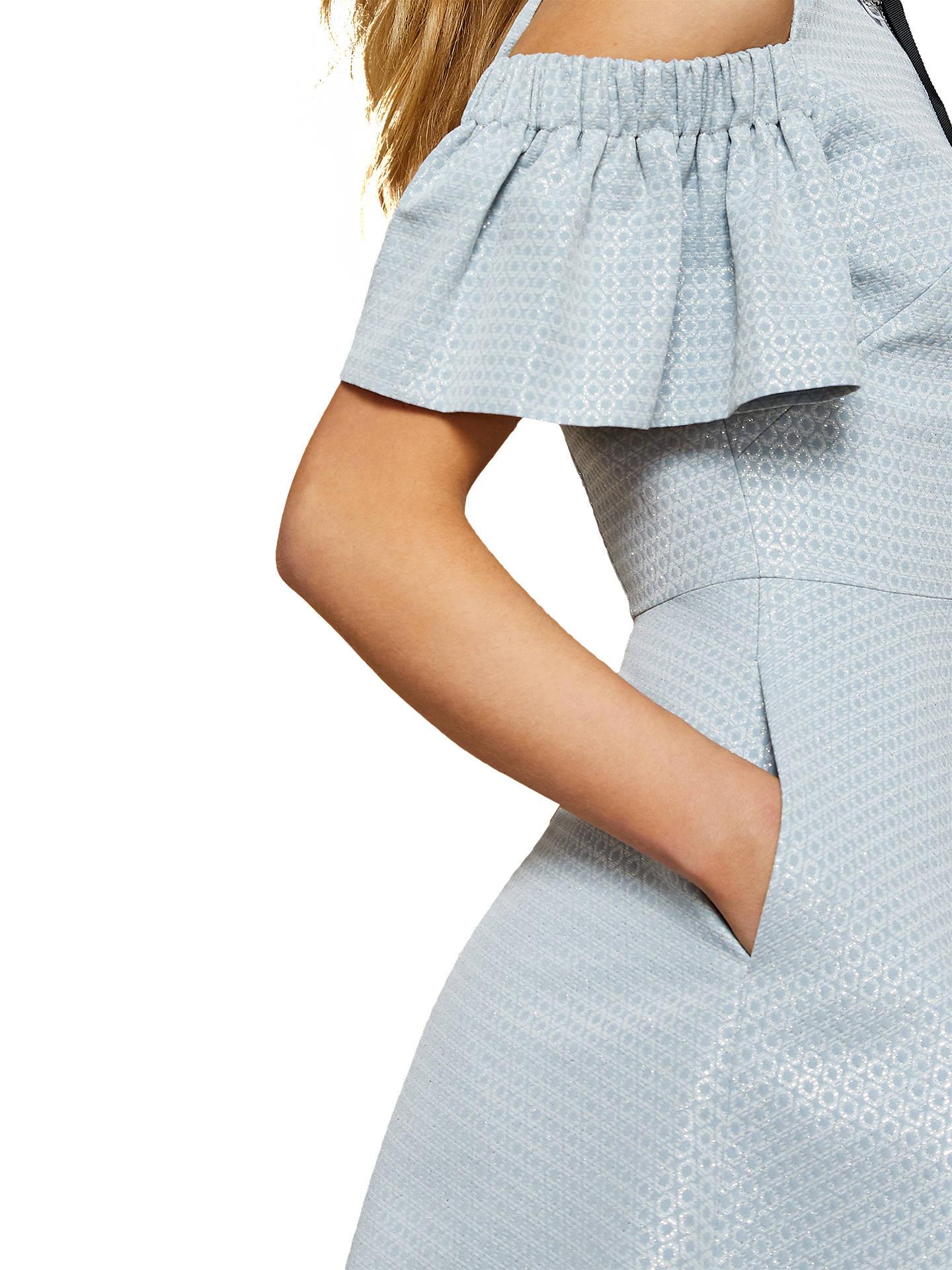 d22158fa0 ... Buy Ted Baker Araye Cold Shoulder Bow Dress