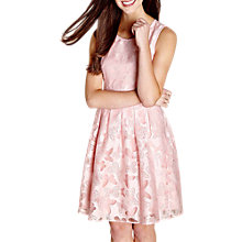 Buy Yumi Butterfly Dress, Blush Pink Online at johnlewis.com