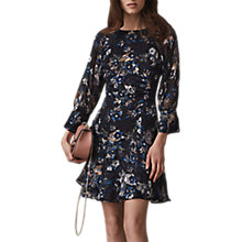Buy Reiss Alberta Floral Dress, Multi Online at johnlewis.com