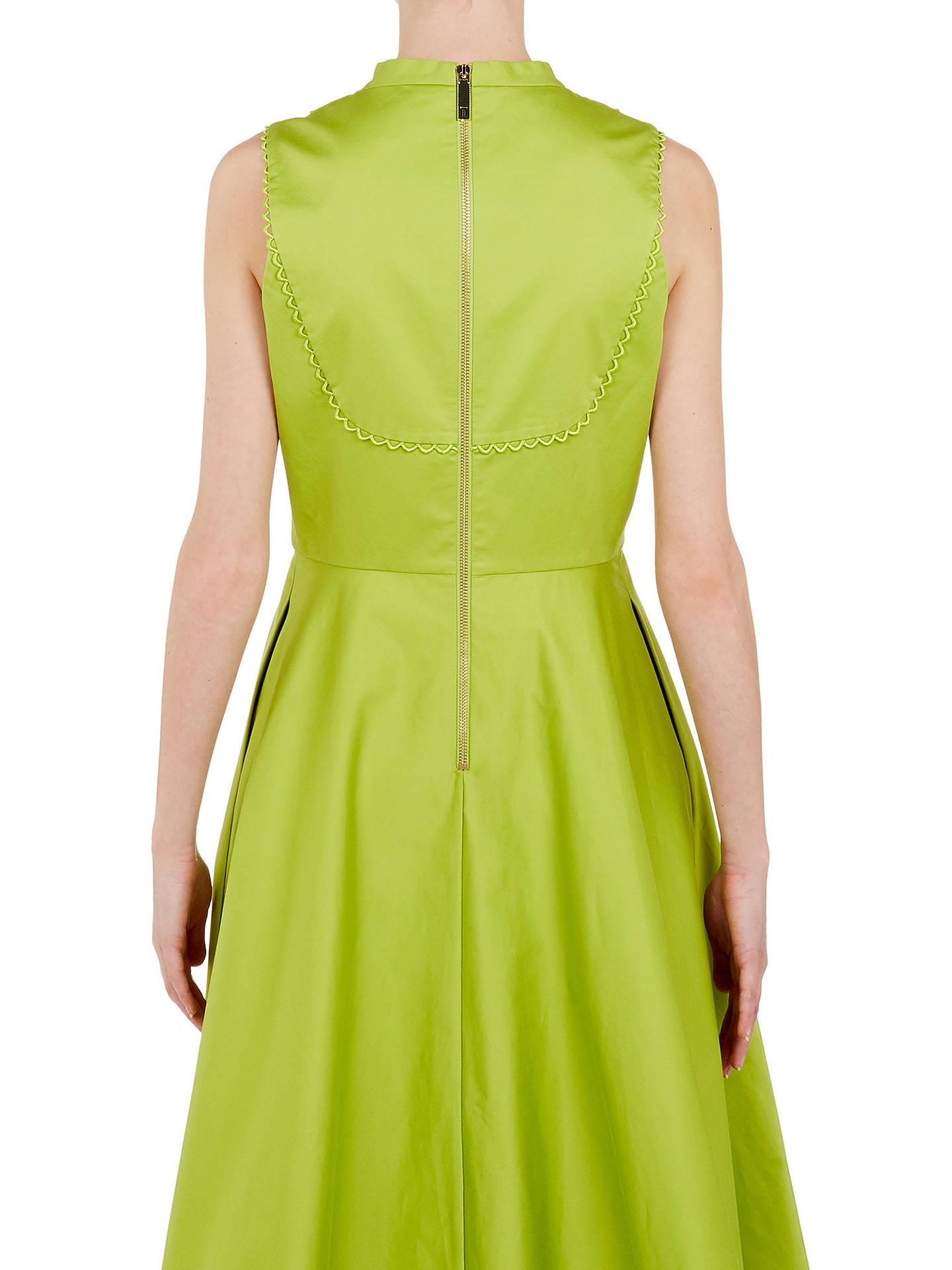 3efaa36d38328c ... Buy Ted Baker Lace Trim Bib Dress