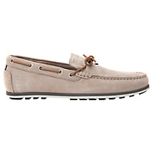 Buy Geox Mirvin Leather Loafers Online at johnlewis.com