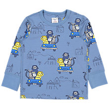 Buy Polarn O. Pyret Baby Animal Car Top, Blue Online at johnlewis.com