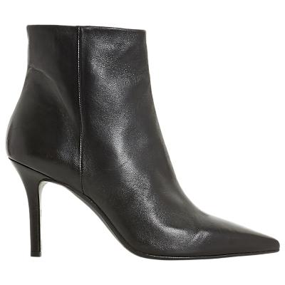 Dune Black Oconnor Dressy Stiletto Heel Ankle Boots