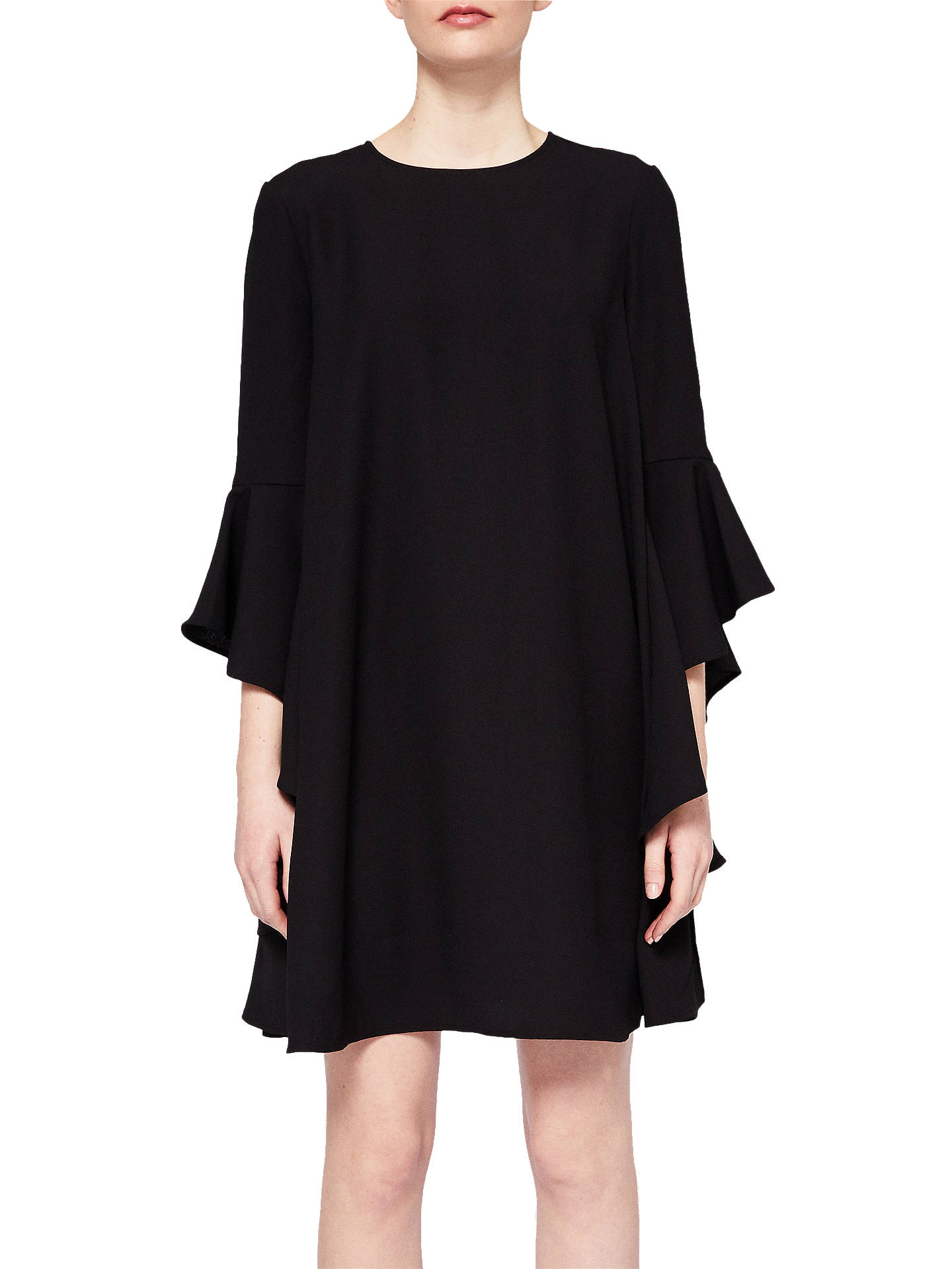 a932bc1d5 ... Buy Ted Baker Ashleyy A-Line Waterfall Sleeve Dress
