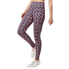 Buy White Stuff Vibrant Printed Leggings, Multi Online at johnlewis.com