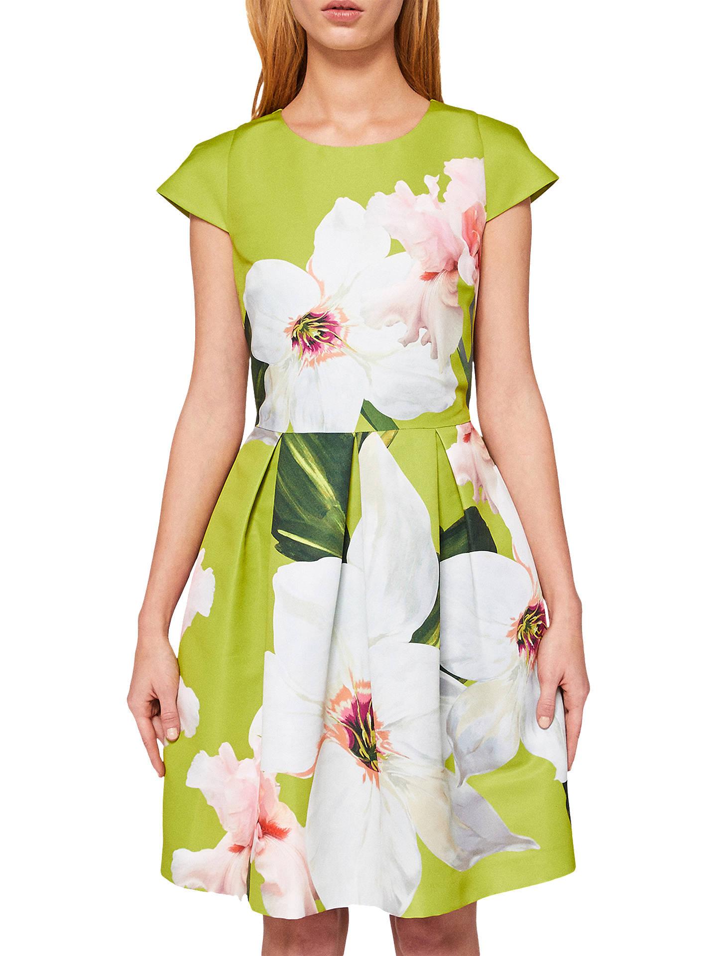 b4b36734d7ec Buy Ted Baker Lynetta Chatsworth Bloom Dress