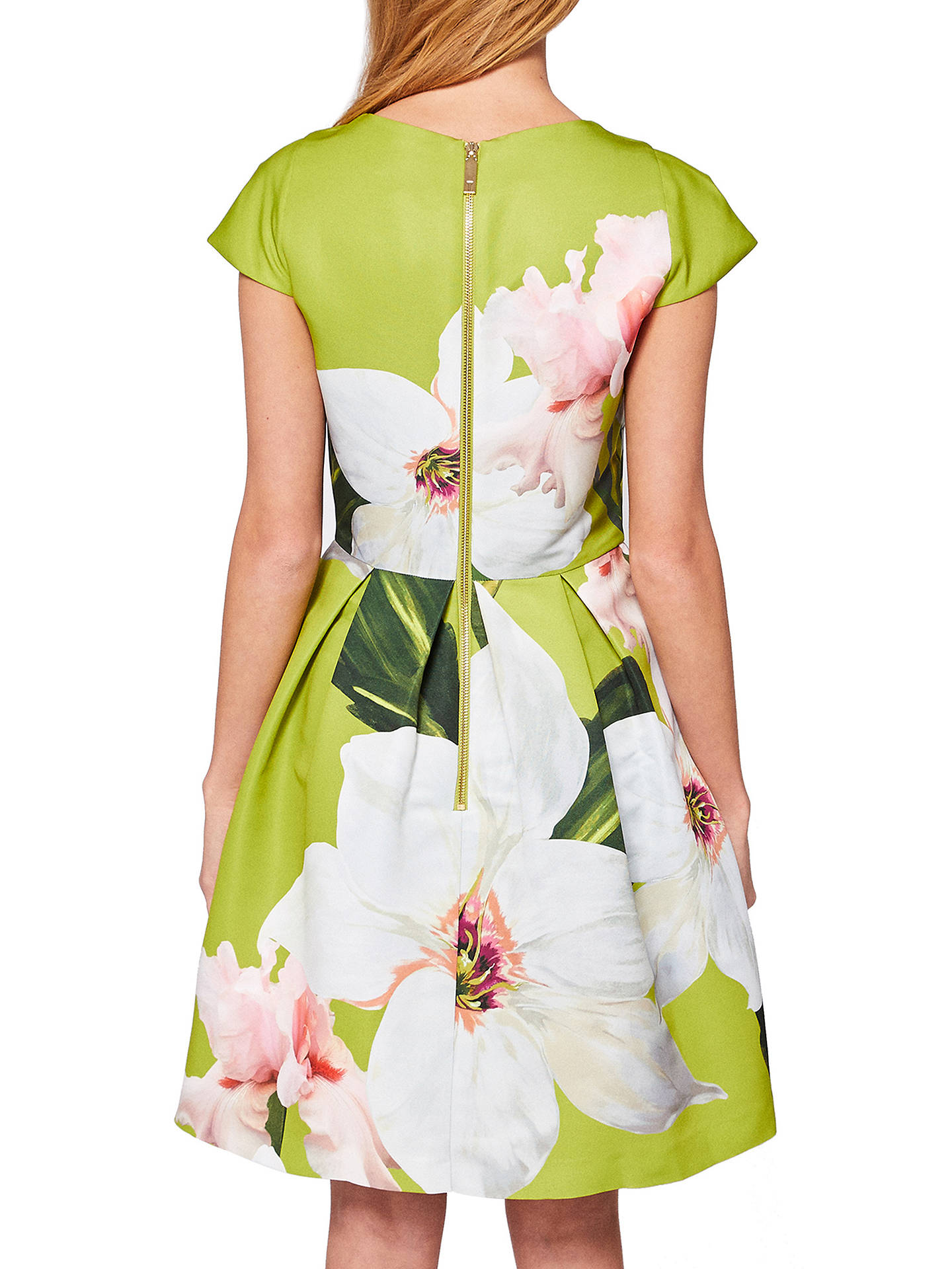 8881abdbfc3d3 Buy Ted Baker Lynetta Chatsworth Bloom Dress