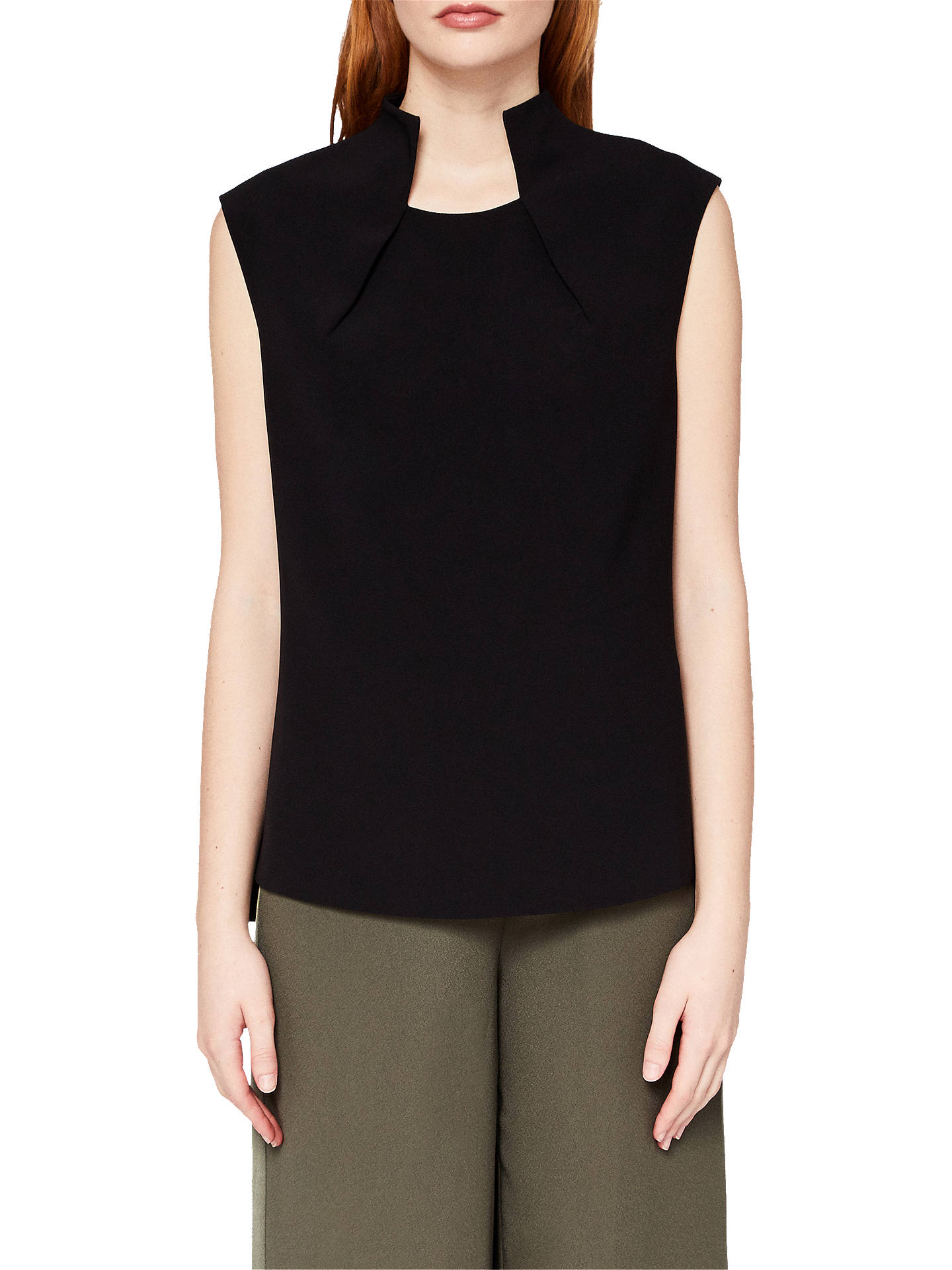 36cdfe90ace9d BuyTed Baker Tuck Neck Detail Top