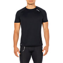 Buy 2XU Xvent Training T-Shirt, Black Online at johnlewis.com