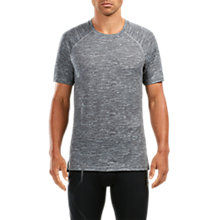 Buy 2XU Urban Training T-Shirt, Light Grey Online at johnlewis.com