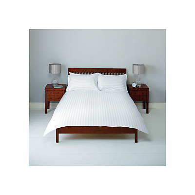 John Lewis 400 Thread Count Cotton Satin Duvet Cover Set