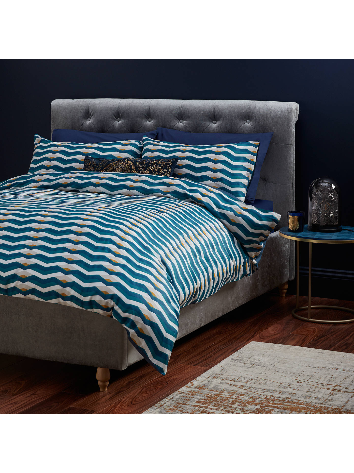 john lewis partners soft and silky arezzo duvet cover. Black Bedroom Furniture Sets. Home Design Ideas