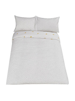Buy House by John Lewis Cheetah Double Duvet Cover Set, Multi Online at johnlewis.com