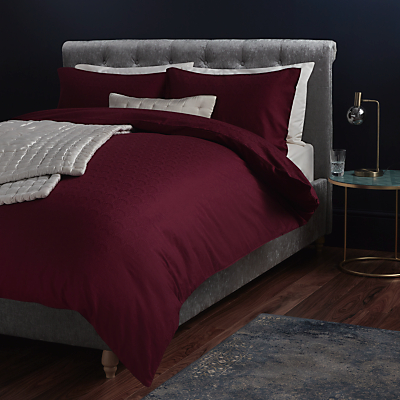 John Lewis Pavone Duvet Cover and Pillowcase Set