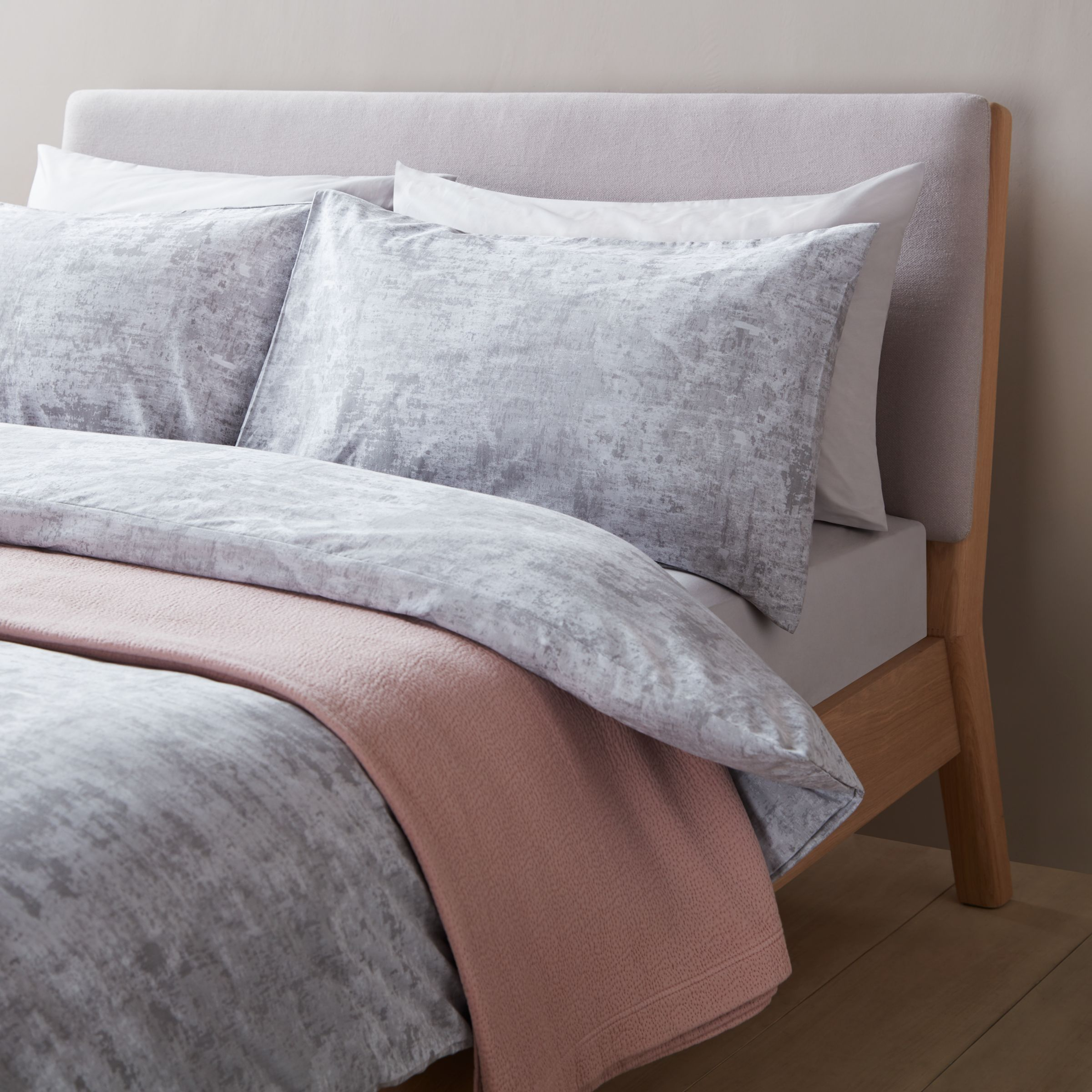Design Project by John Lewis Design Project by John Lewis No.162 Bedding, Grey