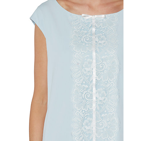 Buy Gina Bacconi Isobel Lace Panel Dress Online at johnlewis.com