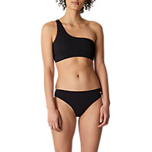 Buy Whistles Santiago Bikini Top, Black Online at johnlewis.com