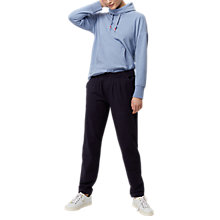 Buy White Stuff Smart Jogger Bottoms, Navy Online at johnlewis.com