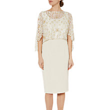 Buy Gina Bacconi Pearle Dress And Cape Online at johnlewis.com