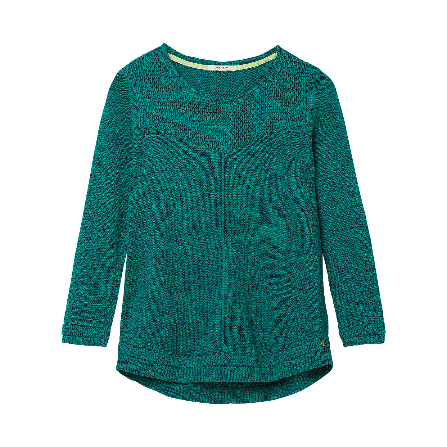 BuyWhite Stuff Gardinia Jumper, Garden Green, 6 Online at johnlewis.com