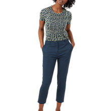 Buy White Stuff Norfolk Tailored Trousers, Urban Green Online at johnlewis.com