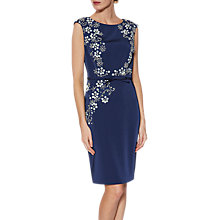 Buy Gina Bacconi Luna Beaded Dress Online at johnlewis.com