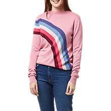 Buy Sugarhill Boutique Rita Jumper, Pink Online at johnlewis.com