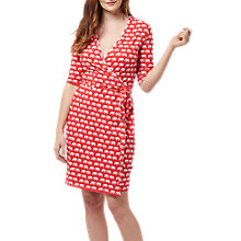 Buy Sugarhill Boutique Marian Elephant Wrap Dress Online at johnlewis.com