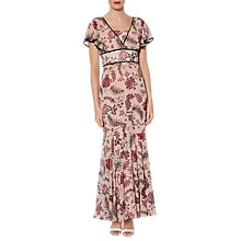 Buy Gina Bacconi Faye Maxi Dress, Pink Online at johnlewis.com