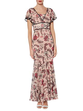 b32d33713 Gina Bacconi Faye Maxi Dress