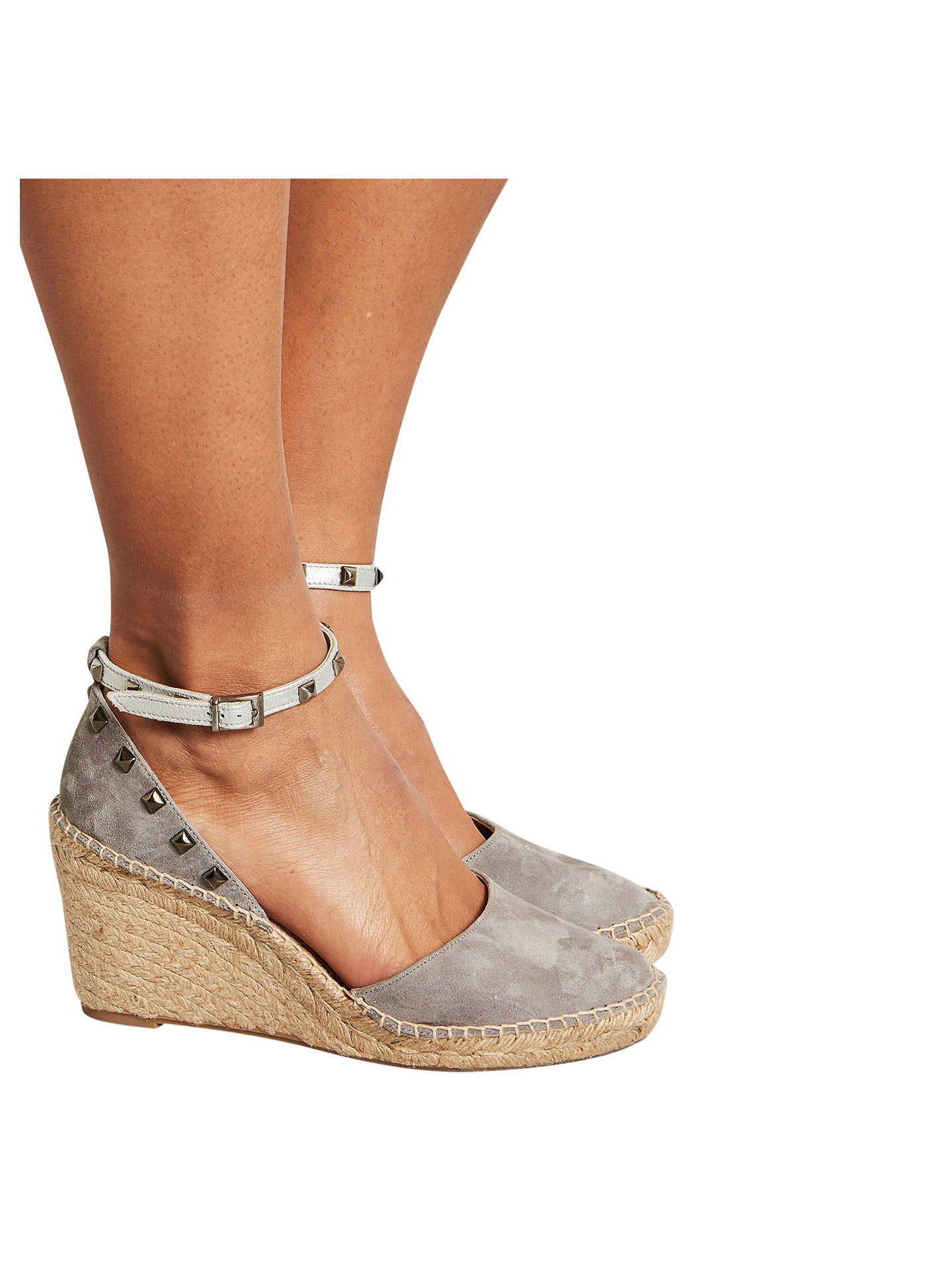 368b9c37246 Mint Velvet Orla Wedge Heel Espadrilles at John Lewis & Partners