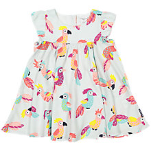 Buy Polarn O. Pyret Baby Parrot Dress, Blue Online at johnlewis.com