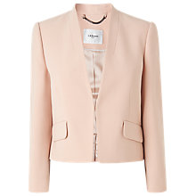 Buy L.K.Bennett Rosie Blazer, Barley Sugar Online at johnlewis.com