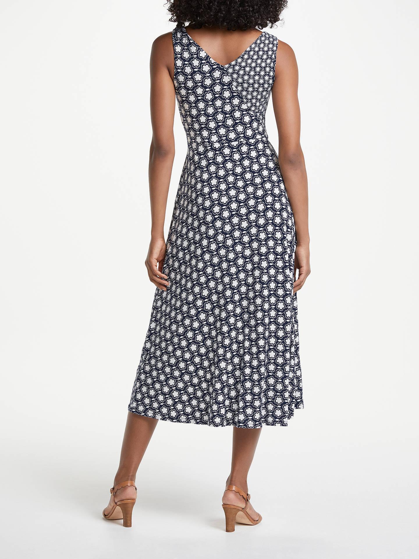 082b3fd44cf ... Buy Boden Jennifer Jersey Dress, Navy, 8 Online at johnlewis.com ...
