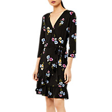 Buy Warehouse Poppy Bouquet Dress, Multi Online at johnlewis.com